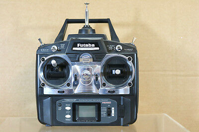 FUTABA T6EX 3.5MHz FASST RADIO CONTROL REMOTE TRANSMITTER AIRPLANE HELICOPTER 2