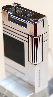 """St.dupont Lighter """"abstractions"""" Urban  Black Lighter Rare Limited Edition"""