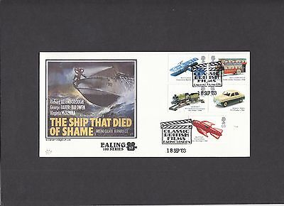 2003 Transports Classic Films Cambridge S.C. Official FDC. 1 of 20 covers