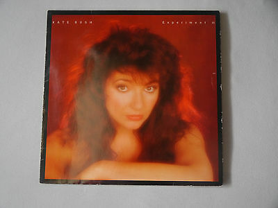 "Maxi-Single Kate Bush ""Experiment IV"" with Nigel Kennedy EMI 1986"