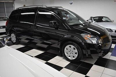 2005 Nissan Quest ONLY 54,422 MILES! ONE OWNER! ONE OWNER - LOW MILES - X-CLEAN CONDITION -