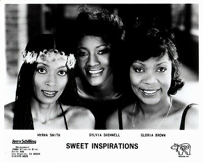 """The Sweet Inspirations 10"""" x 8"""" Photograph no 1"""