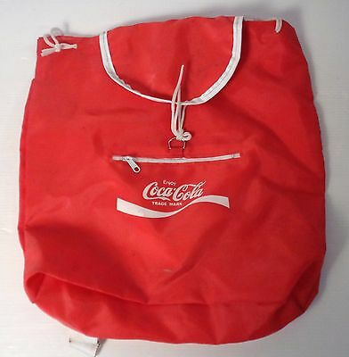 coca cola bag, borsa anni 80