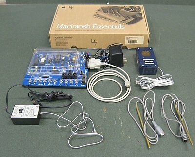 Vernier Software Universal Lab Interface ULI Boards 4D