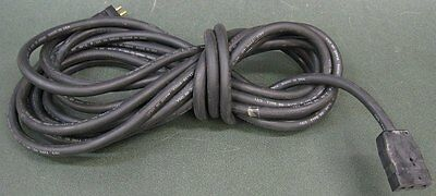 20A Bates Stage Power Cable 36'  20 Amp