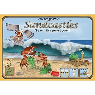 Sandcastles Card Game Brand New