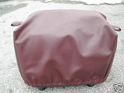 NEW GENERATOR COVER  HONDA  EU3000i  HANDI  RV BURGUNDY NO LOGO TO PREVENT THEFT