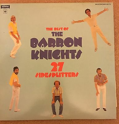 The Barron Knights - The Best Of (27 Sidesplitters) - 2 x LP