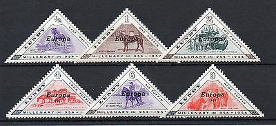 Lundy Island 1954-62 UM (MNH) selection of 27 issues