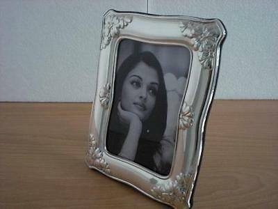 Sterling Silver Photo Picture Frame Handmade*1032/9x13 GB TEN