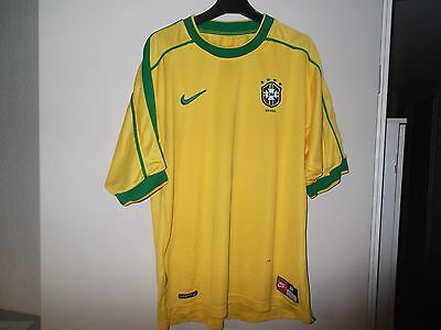 Maillot Football Bresil / Nike / Taille M