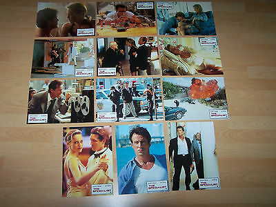 THE SPECIALIST - set of 12 lobby cards ´94 - SYLVESTER STALLONE Sharon Stone