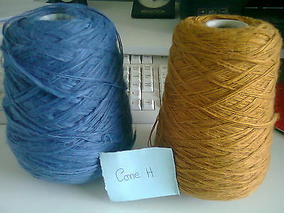 Machine / Hand Knitting Yarn - 520 Grms