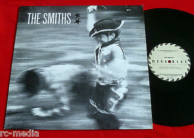 "THE SMITHS -The Headmaster Ritual- Rare Dutch Megadisc 12"" in Picture Sleeve"