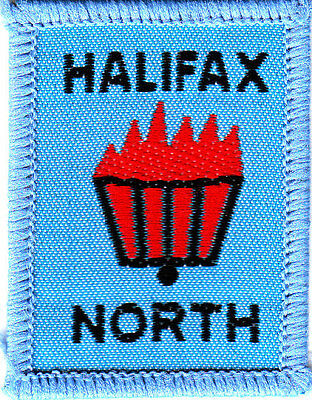 Boy Scout Badge Ext HALIFAX NORTH District