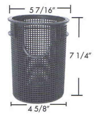 B196 Swimming Pool Swimquip Pump Basket 16920-0017