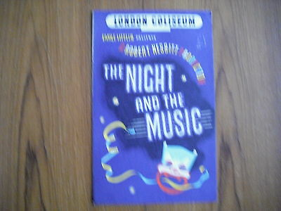 LONDON COLISEUM - THE NIGHT AND THE MUSIC - 1940's