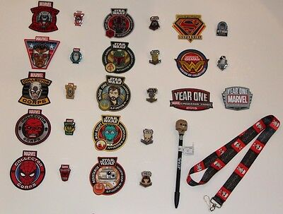 Smugglers Bounty Collector Corps Legion of Collectors Pin and Patch You Pick NEW