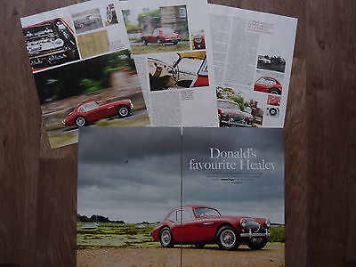 AUSTIN-HEALEY 100S COUPE - Classic Test Article
