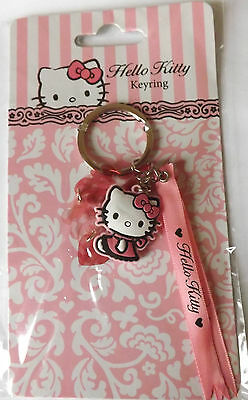 Hello Kitty Rococo key ring / bag charm girls party bags Xmas Stocking Fillers
