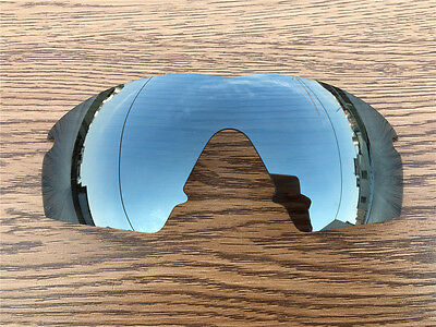 Inew Polarized Replacement  Lenses for Oakley M Frame Strike Black Iridium