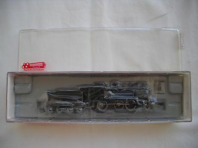 Roundhouse 8050 R-T-R 2-6-0, Painted Undecorated, Steam Locomotive, N Scale