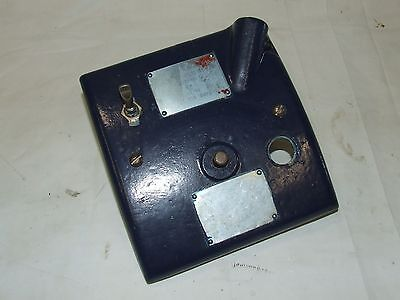 AMMCO 3000 4000 4100 7000 7500 7700 ELECTRICAL PANEL COVER POWER OUTLET 10352 b