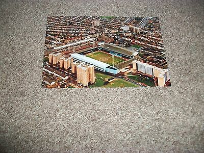 """WEST HAM UNITED UPTON PARK AERIAL VIEW (AA) 1980s ?? 6""""x4""""  REPRINT"""