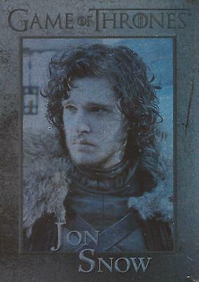 Game of Thrones Season 1 - #64 Base Parallel Foil Card