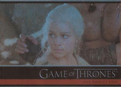 Game of Thrones Season 1 - #24 Base Parallel Foil Card