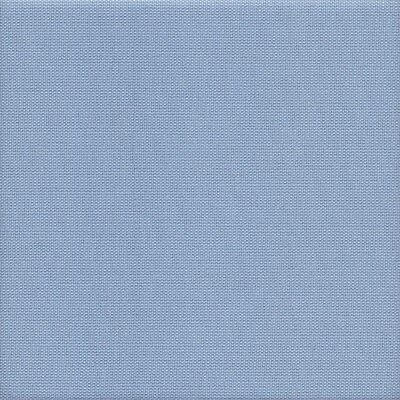22 count Zweigart Cadet Blue Hardanger E/W Fabric Large Piece 55 x 69 cms