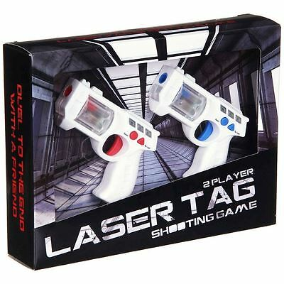 Fizz Creations Laser Tag Brand New Childrens Electronic Tag Game