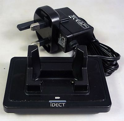 iDECT X3 / X3i Black Additional Handset Charging Base