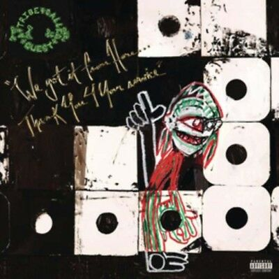 A TRIBE CALLED QUEST We got it from here DOUBLE LP Vinyl NEW 2017