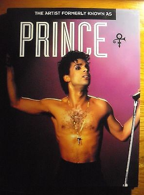 Prince The Artist Formerly Known As Prince Book By Duncan Clarke 1995 Hard Cover