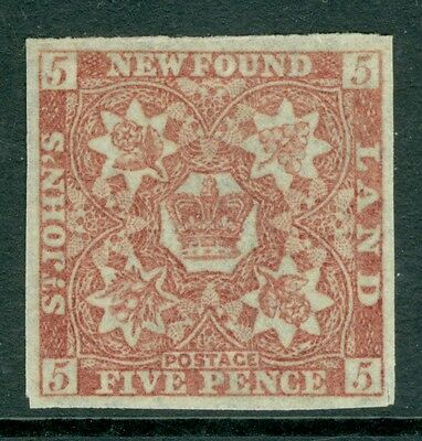 SG 13 5d Venetion Red fine unmounted mint CAT £140
