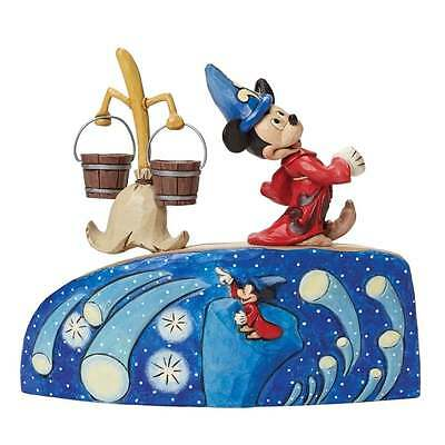 Disney Traditions Summoning The Stars Fantasia Mickey Mouse Sorcerer 4043653