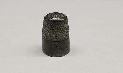 Vintage Sterling Silver #9 Thimble ~ 4.5 grams ~ 8-A896