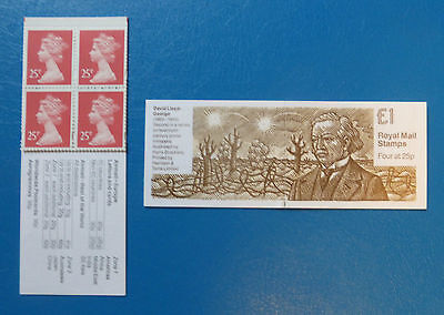 Gb Stamp Booklet Fh33 :: Prime Minister 2 – Lloyd George
