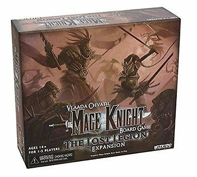 Mage Knight: The Lost Legion Expansion Set