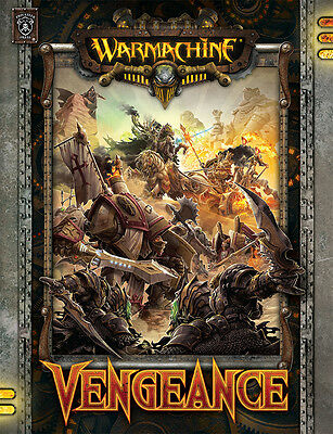 Warmachine: Accessories - Vengeance Softcover