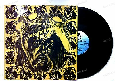 Lee Perry - Megaton Dub 2 UK LP 1984 Original! Dub //1