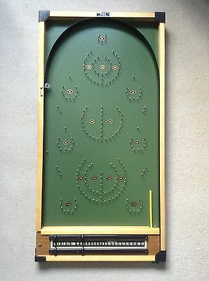 SUPERB VINTAGE KAYS BAGATELLE BOARD - No damage and in excellent condition
