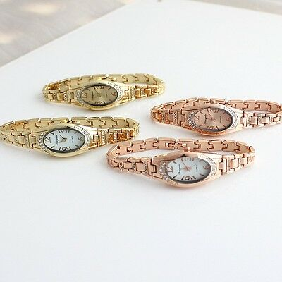 4pcs Jot Lot Fashion Women Girls Watch Gift Waterproof Casual Wristwatches O80m4