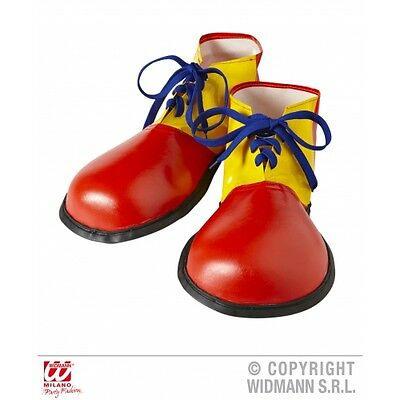 Clown Shoes Adult Size for Circus Fancy Dress