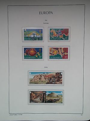 H337. Europa. Lots Timbres Neufs 1994