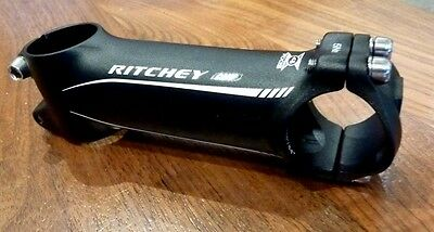 Ritchey Comp 4-Axis Stem. BB Black. 110mm length for 31.8 bars