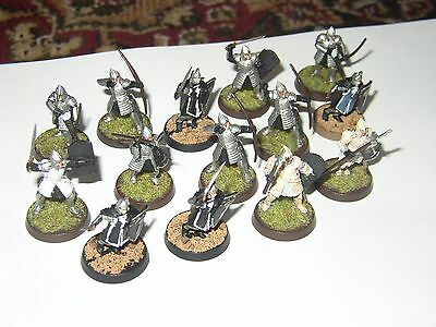 Warhammer-Lord Of The Rings-14-Goodies-Plastic-Painted