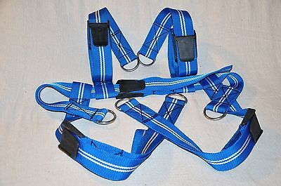 Offshore Commercial Diving Equipment Bell & Hyperbaric Lifeboat Divers Harness