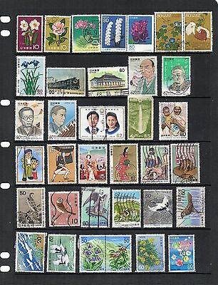 Japan -  x 126 - Large Commemoratives - all unchecked